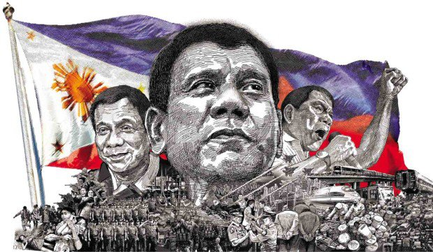 Duterte art